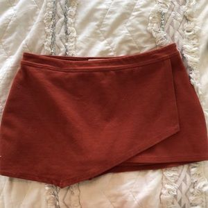 Abercrombie and Fitch skort
